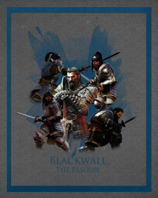 Blackwall: The Resolve by mpissott