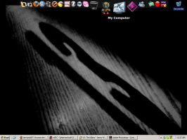 my uber cool desktop by Moonbeam13