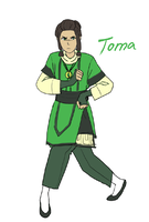 Avatar: Toma color by SkiM-ART