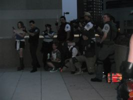 resident evil photoshoot 1 by TifaHeartilly78