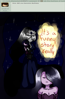 Ask the Duchess of Darkness #2 by oORedSkinnyJeansOo