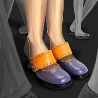Fluevog Stand Out by rinchan089
