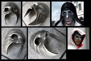 Ezio mask by alsquall