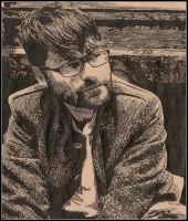 Colin Meloy by breadzilla