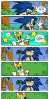 How Sonic 2 really started by manic-in-tricolour