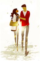 I missed you too. by PascalCampion