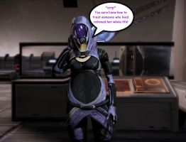 Tali Stuffed by gloriouslyglutted