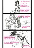 MK9 Stupidness: What it's like to be Mileena. by Amrock