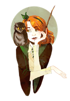 Slytherin! by analmouse