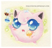 Jigglypuff by tho-be