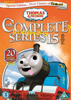 The Complete 15th Series DVD Cover Edit by MarzipanHomestar66