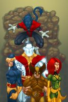 X MEN classic by redeve