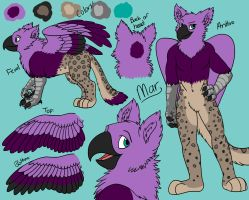 Mar Ref Commission by CavySpirit