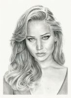 Jennifer Lawrence 2 by thewholehorizon