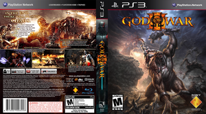 God Of War 3 01 by FoeTwin