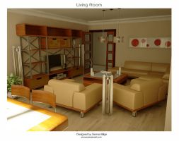 Living Room 2 by Semsa