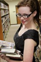Library Photo Shoot 3 by fairiegrl