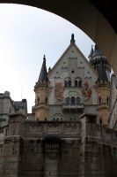 Euro Trip: Neuschwanstein Castle 3 by ThunderChildFTC