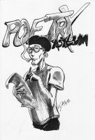 Poetry Asylum by GTDees