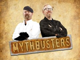 Mythbusters by webmartin99
