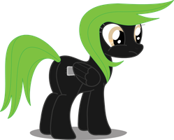 Me as a Pony by taxemic