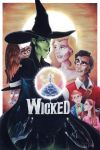Wicked: the animated movie poster by MarioGasca