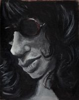 Joey Ramone by Parpa