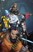 Borderlands 2 by WiL-Woods