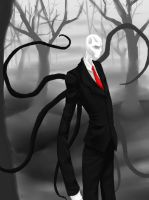 Slenderman by DancingSamurai11