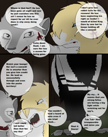The Silent Scream chapter 2 page 1 by Rose-Sherlock
