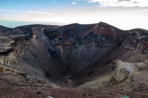 Stock 176 (Mount Fuji Crater) by Einheit00
