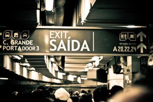 Exit by insidesignz