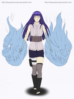 Hinata Hyuga - Lioness of the Leaf 2.0 by TheQuebecNinja