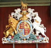 Stock - Royal Coat of Arms by GothicBohemianStock