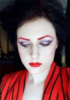 Makeup Experiment by asunder