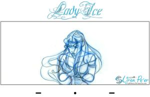 Lady Ice Rough 39 by LPDisney