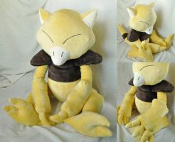Lifesize Abra by Lexiipantz