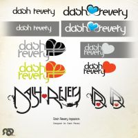 Dash Revery Logotypes by inde-blokcrew
