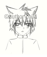 Cat Boy - WIP? by author-child
