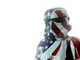 The Patriotic Storm Trooper by moonphantom