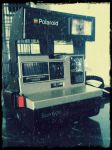 Vintage Polaroid Camera by Solidsnake66
