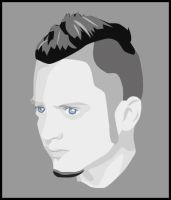 Elijah Wood Work in Progress by seldom-sleeping