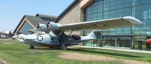 Consolidated PBY-5A Catalina by sentinel28a