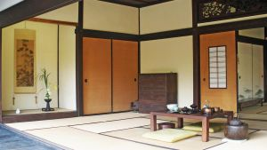 Traditional Japanese Room by Fritters