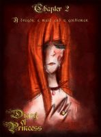Diary of princess: Chapter 2 title by G3N3