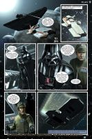 Star Wars vs Aliens - short story - page 1 of 6 by Robert-Shane