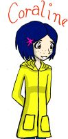 Coraline by sakurablossoms92