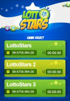 LottoStrars - Game Select by eclipsekiller