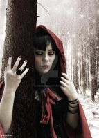 miss red riding hood by 1chick1