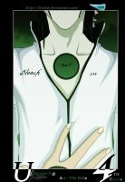 Bleach 354 Ulquiorra heart by Tice83